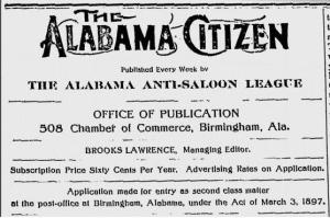 The Alabama Citizen 1913