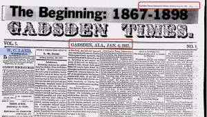 Old Front Page