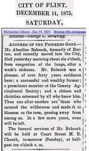 Grandfather Obit