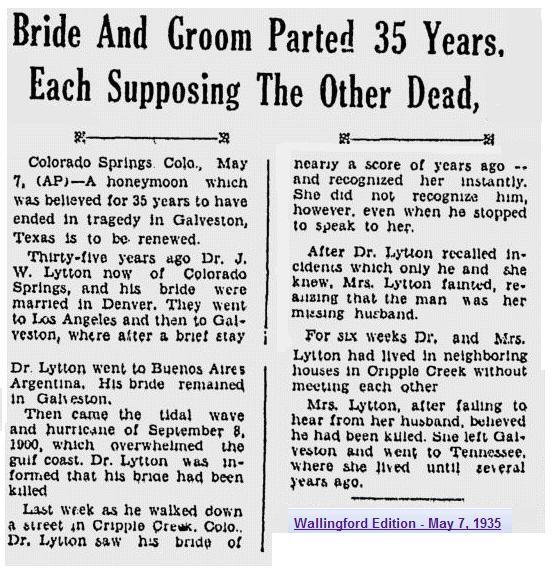 News Story 1935
