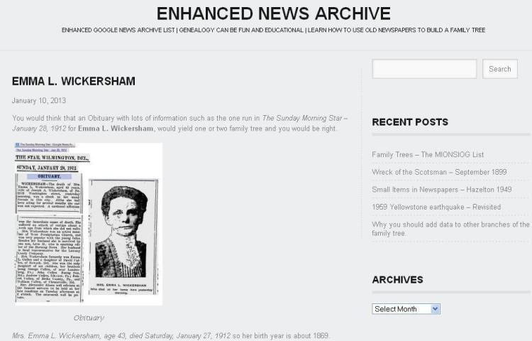 Emma L. Wickersham Slide 1