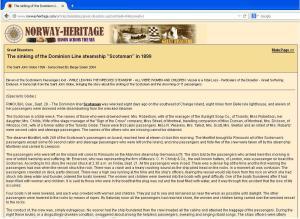 Web site 1