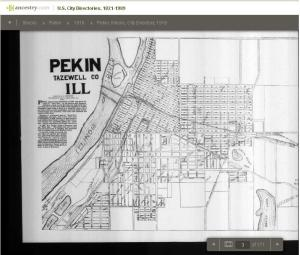 05 - 1916 - City Directory - Pekin, Illinois 002