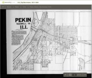 05 - 1916 - City Directory - Pekin, Illinois 002