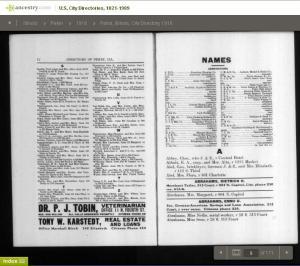 06 - 1916 - City Directory - Pekin, Illinois 003
