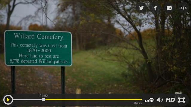 Willard Cemetery records 1870-2000