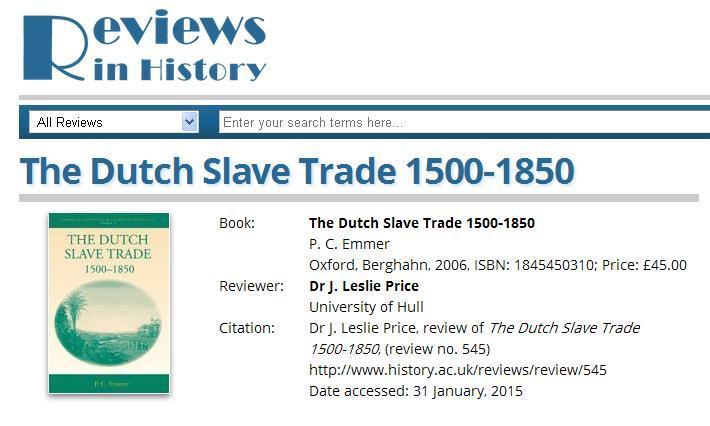 dutch slave 001