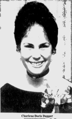 Charlene Doris Dupper 1971 photo