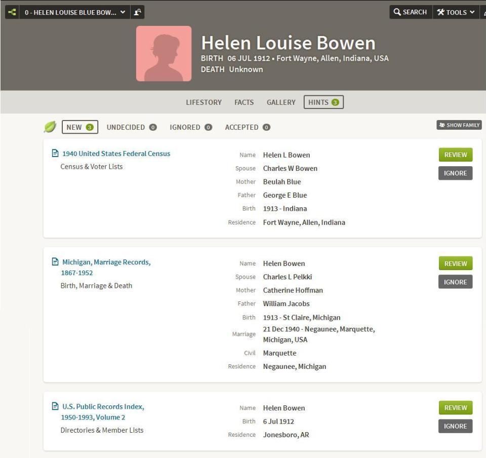 002 - Helen Blog