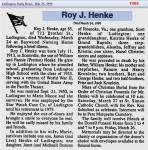 obit-roy-j-henke-age-85-mar-25-1999-mich