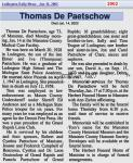 obit-thomas-paetschow-jan-2002-mich