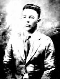 Leon Henderson - Passport photo - 1921