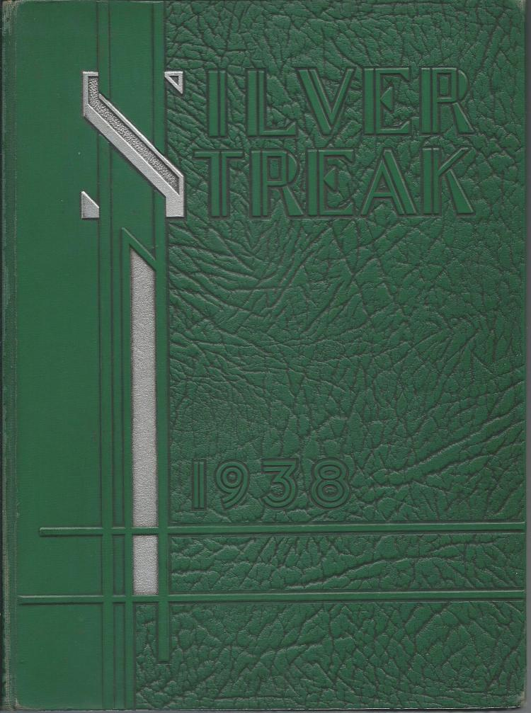 1938 HS Yearbook cover