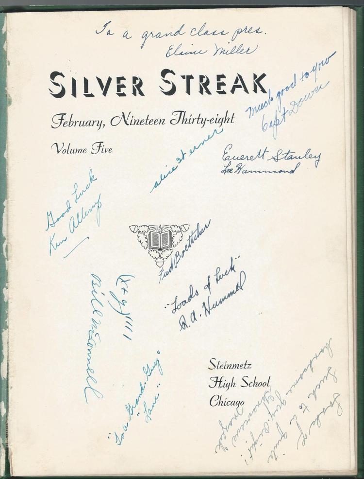 1938 HS Yearbook pg 01