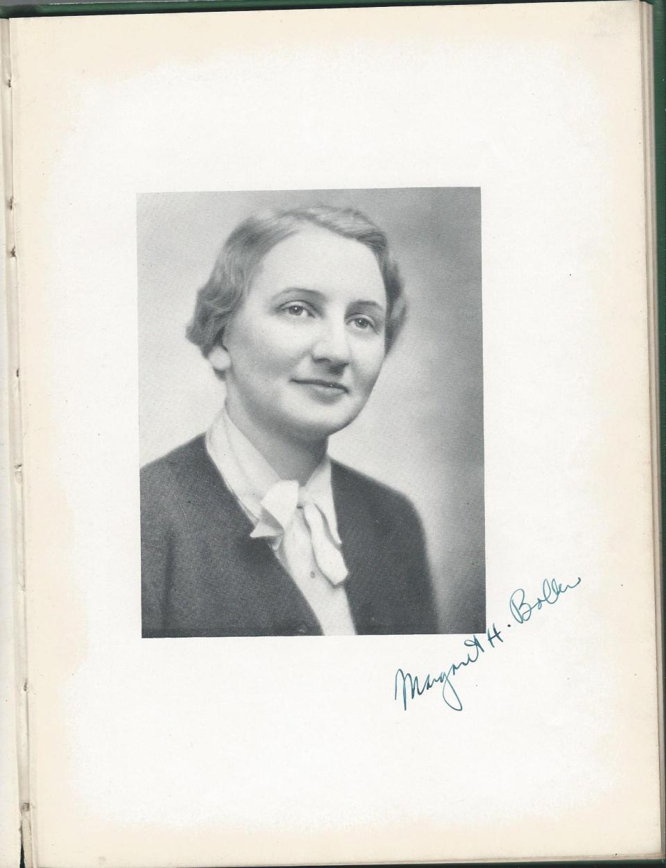 1938 HS Yearbook pg 03