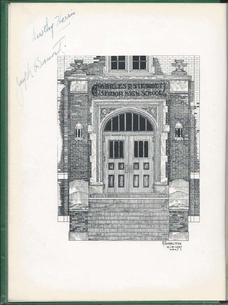 1938 HS Yearbook pg 04