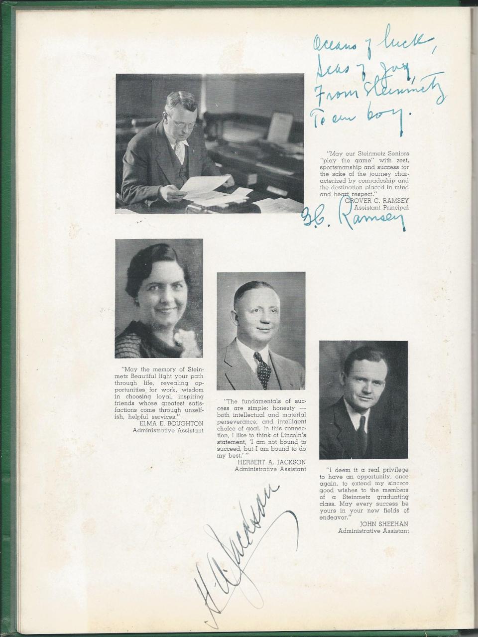 1938 HS Yearbook pg 06