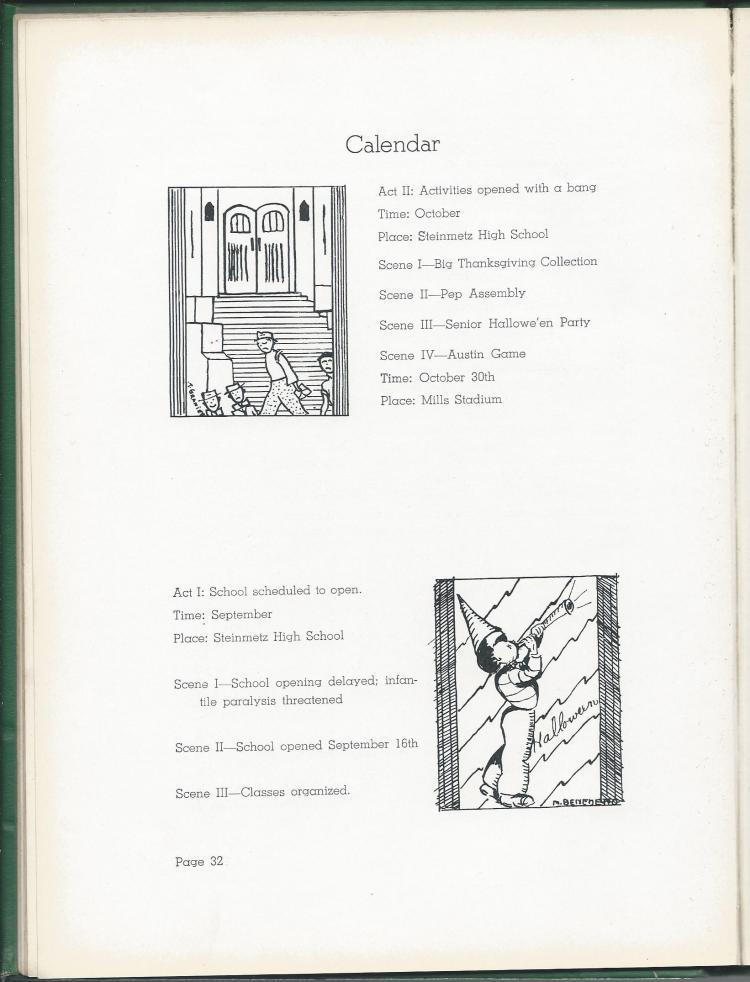 1938 HS Yearbook pg 32