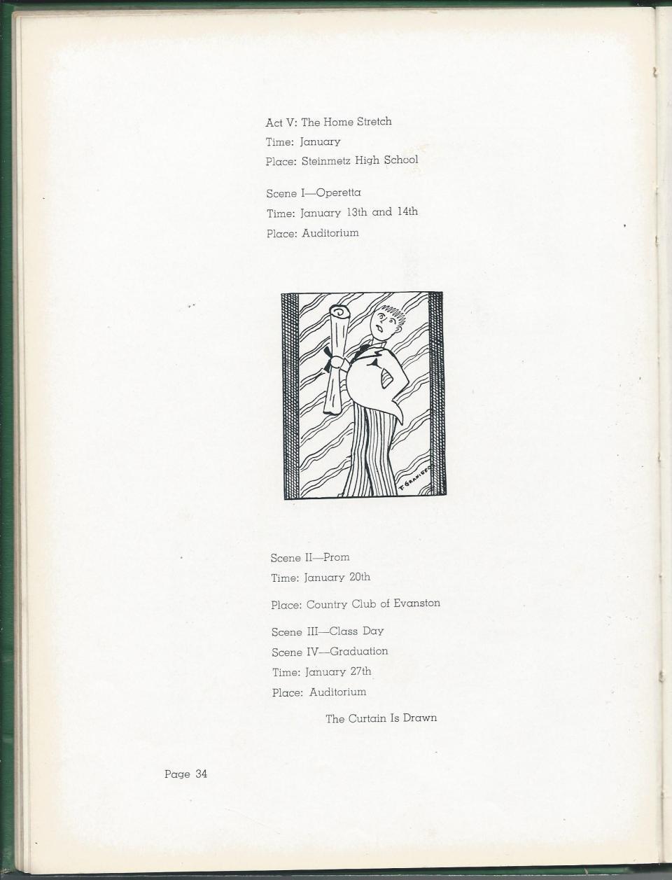 1938 HS Yearbook pg 34