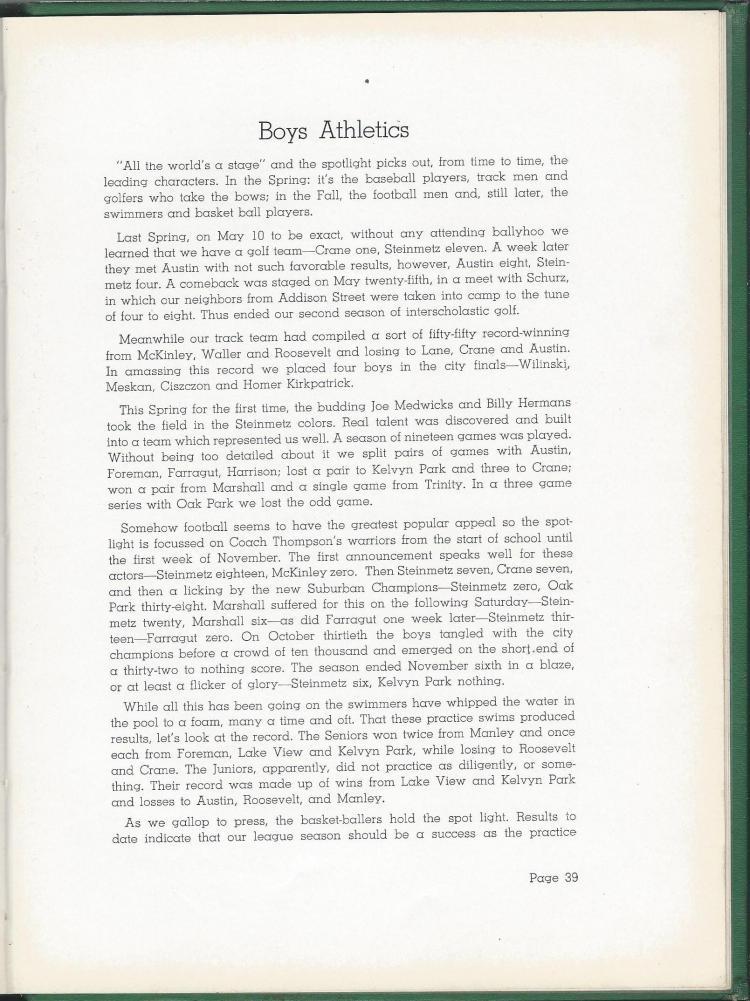 1938 HS Yearbook pg 39