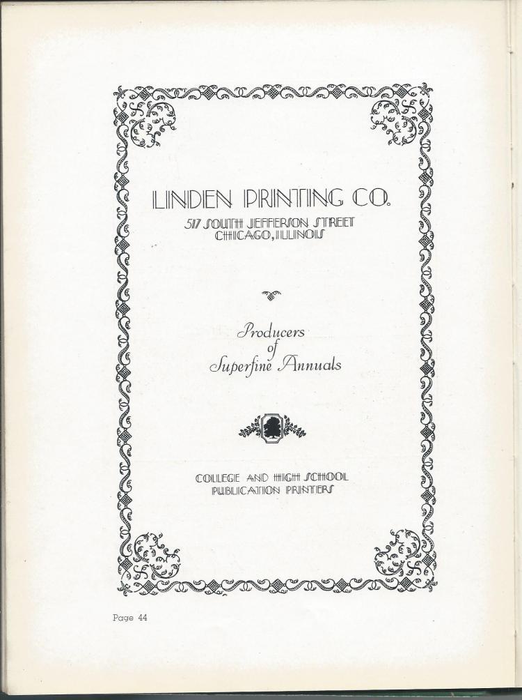 1938 HS Yearbook pg 44