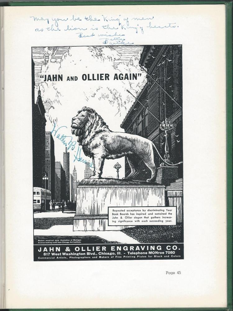 1938 HS Yearbook pg 45