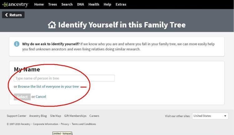 FB - 2nd cousins - test tree 8