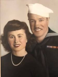 11 - sailor and woman with pearl necklace
