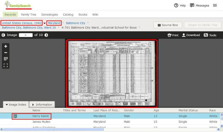 12 - z - How To save FamilySearch records to computer 20