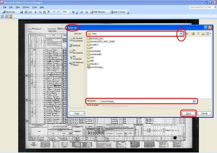 17 - z - How To save FamilySearch records to computer 25